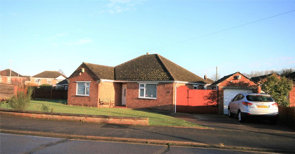 3 Bedrooms Detached Bungalow for sale in Baildon Crescent, North Hykeham, LN6