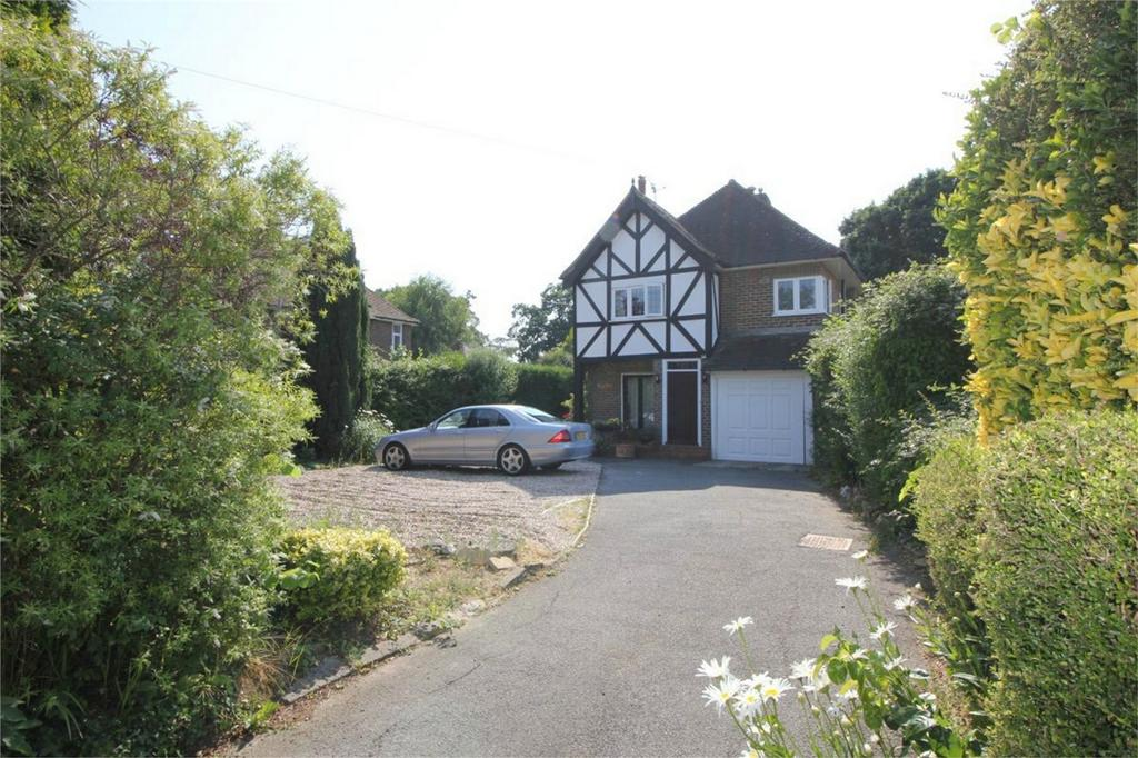 4 Bedrooms Detached House for sale in 119 Peartree Lane, BEXHILL-ON-SEA, East Sussex