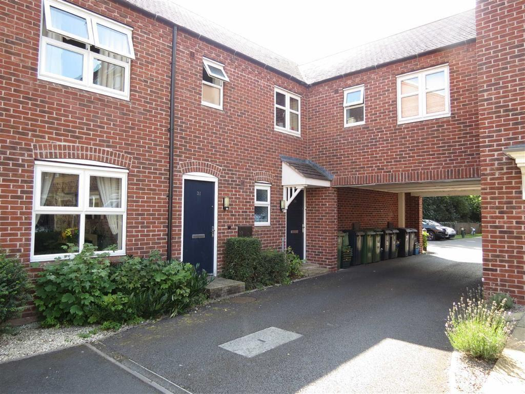2 Bedrooms Flat for sale in Wilfred Owen Close, Underdale, Shrewsbury, Shropshire