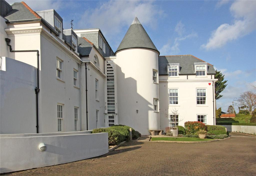 2 Bedrooms Flat for sale in Belvedere Court, Hillside Road, Sidmouth, Devon