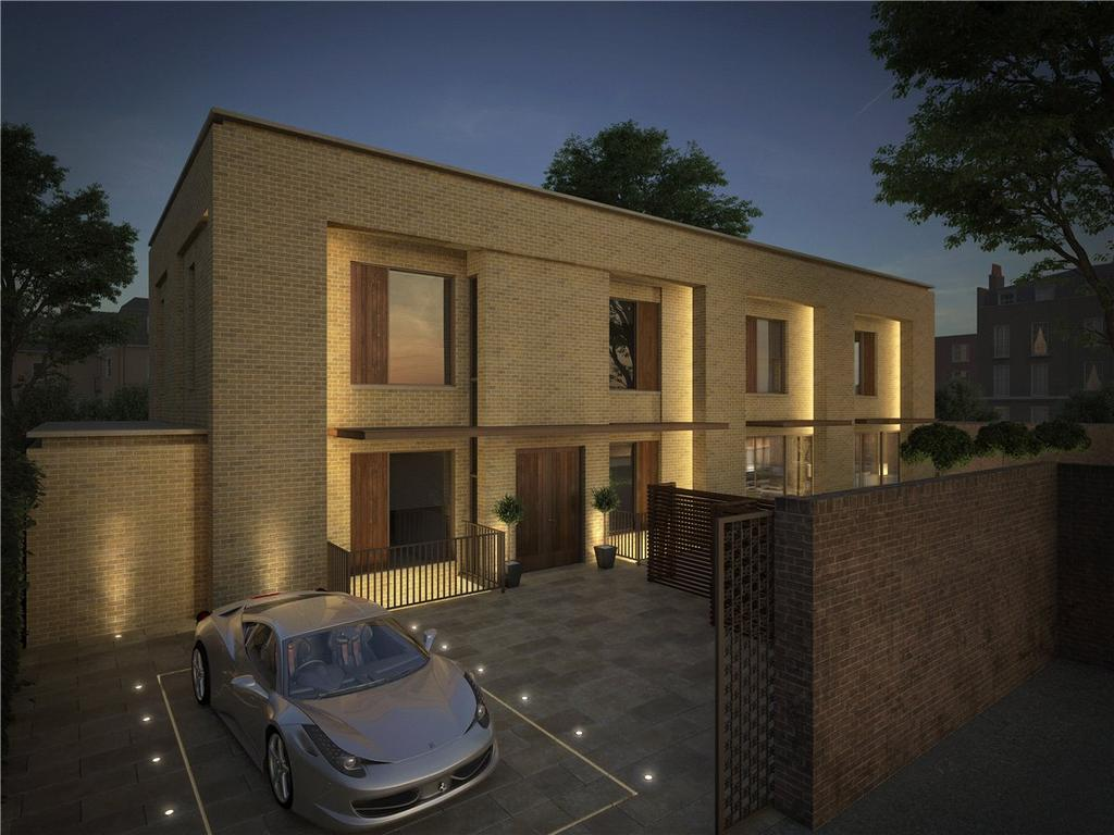 5 Bedrooms Detached House for sale in Ryders Terrace, St John's Wood, London, NW8