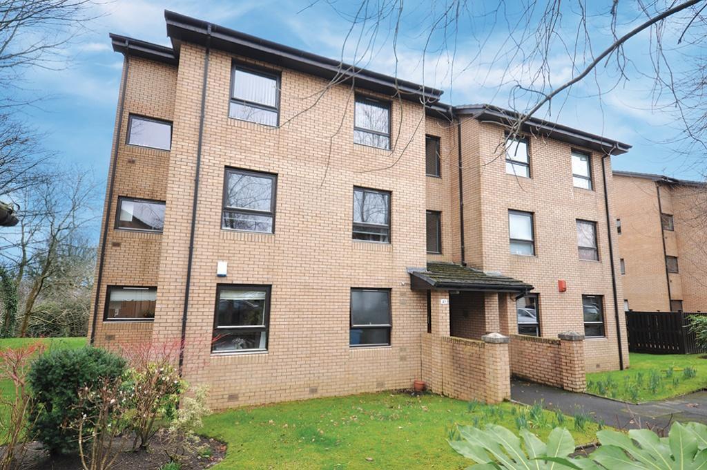 1 Bedroom Flat for sale in GR/1, 43 Mansionhouse Gardens, Langside, G41 3DP