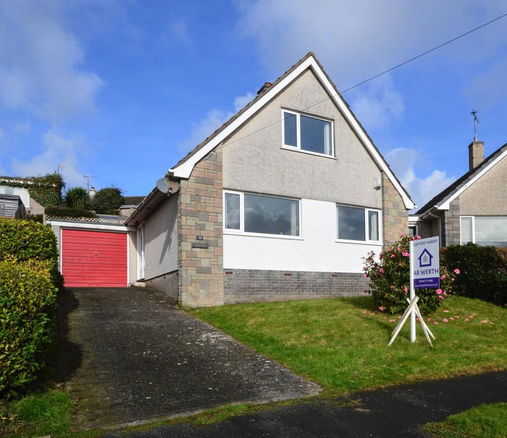 4 Bedrooms Detached House for sale in Penlon, Menai Bridge, North Wales