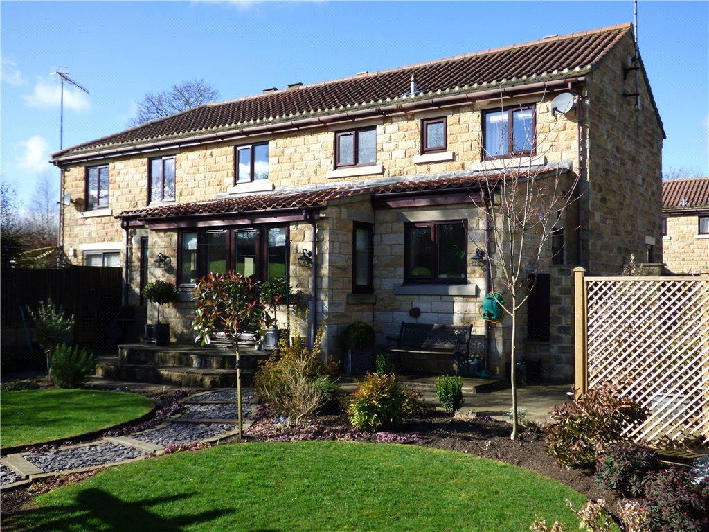 3 Bedrooms End Of Terrace House for sale in Low Mill Court, Shaw Mills, Harrogate, North Yorkshire