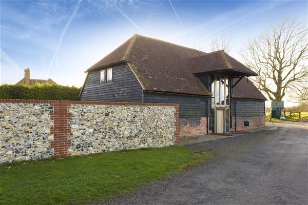 4 Bedrooms Detached House for sale in The Kent Barn, Heel Road, Stalisfield