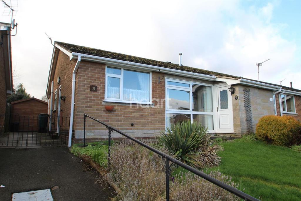 2 Bedrooms Bungalow for sale in Gladstone Street, Hathern