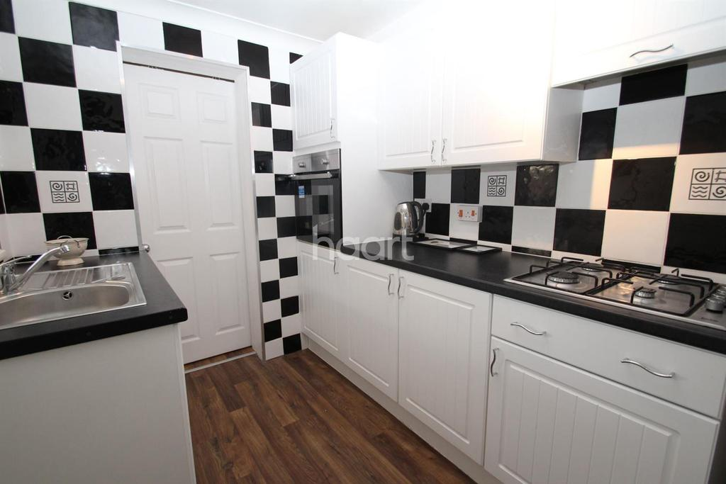 2 Bedrooms End Of Terrace House for sale in St Pauls Road, Peterborough