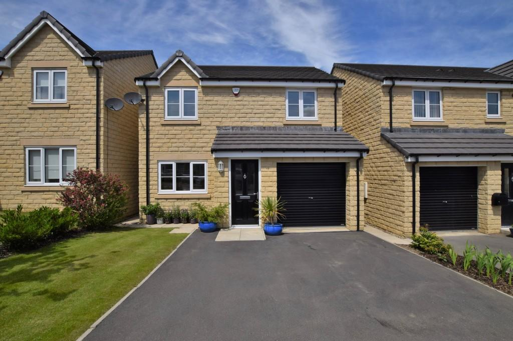 3 Bedrooms Detached House for sale in Wooler Drive, The Middles, Stanley