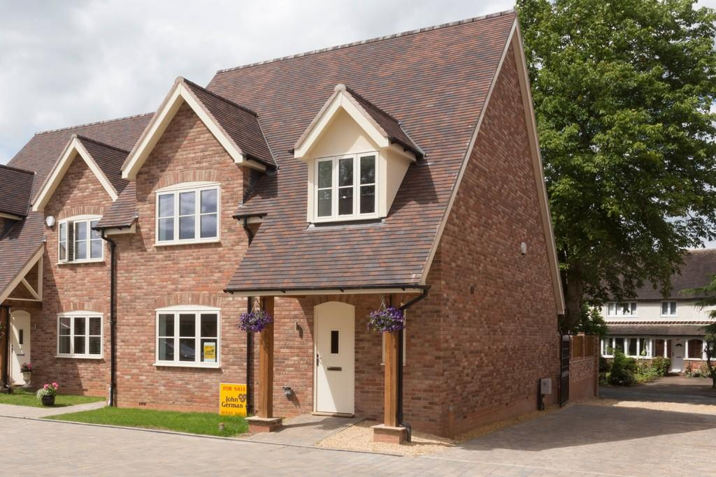 4 Bedrooms Detached House for sale in Chestnut House, Park Road, Alrewas, Staffordshire