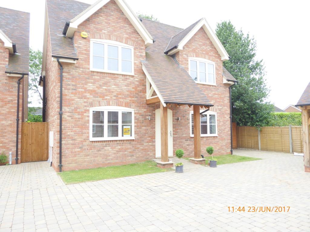 4 Bedrooms Detached House for sale in Ashtree House, Park Road, Alrewas, Staffordshire