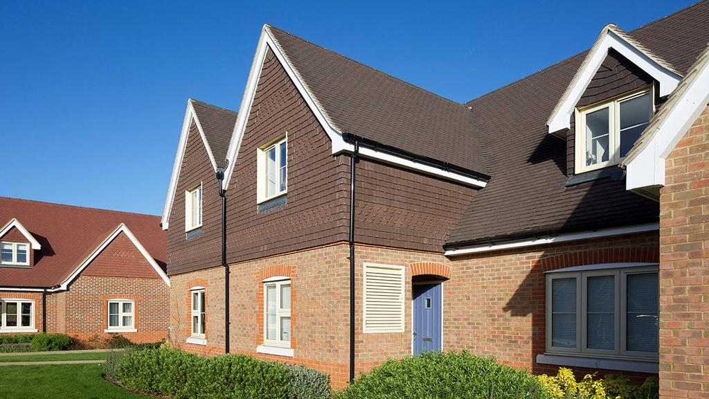3 Bedrooms Retirement Property for sale in The York, Durrants Village, Faygate Lane, Faygate, Horsham, RH12