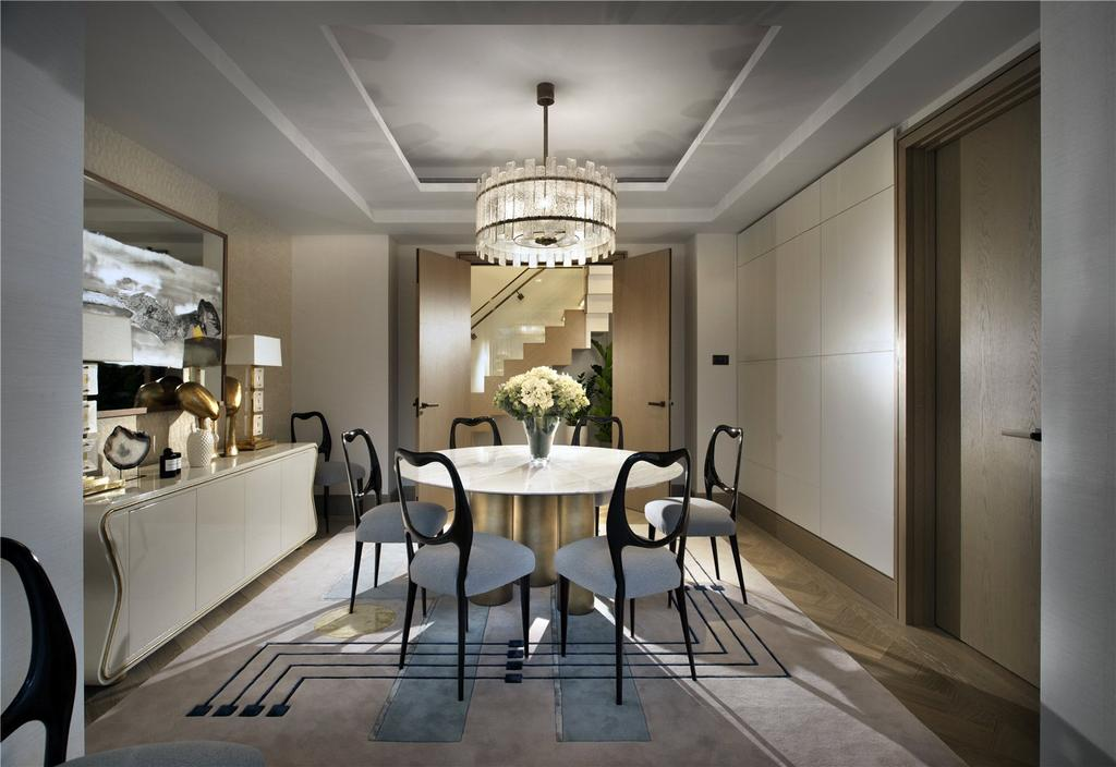 2 Bedrooms Flat for sale in Chiltern Place, 66 Chiltern Street, London, W1U