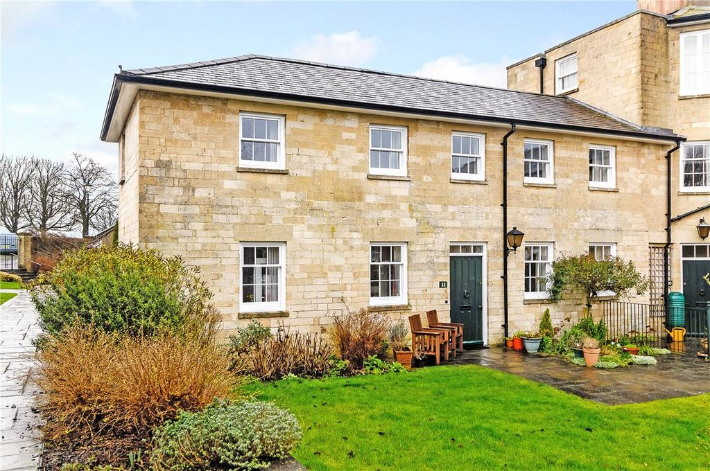 2 Bedrooms Semi Detached House for sale in St. Luke's Court, Hyde Lane, Marlborough, Wiltshire, SN8