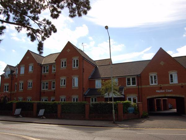 1 Bedroom Retirement Property for sale in Haydon Court, Waltham Road, Twyford, Berkshire, RG10