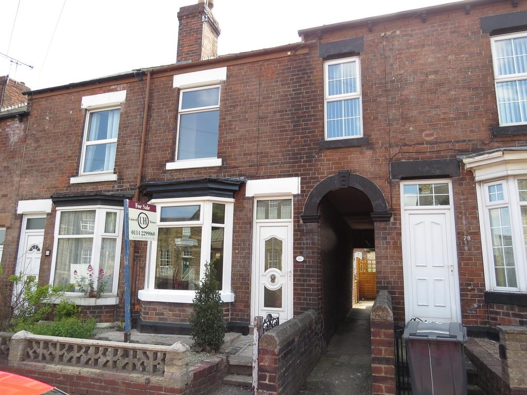 3 Bedrooms Terraced House for sale in Station Road, Woodhouse, Sheffield