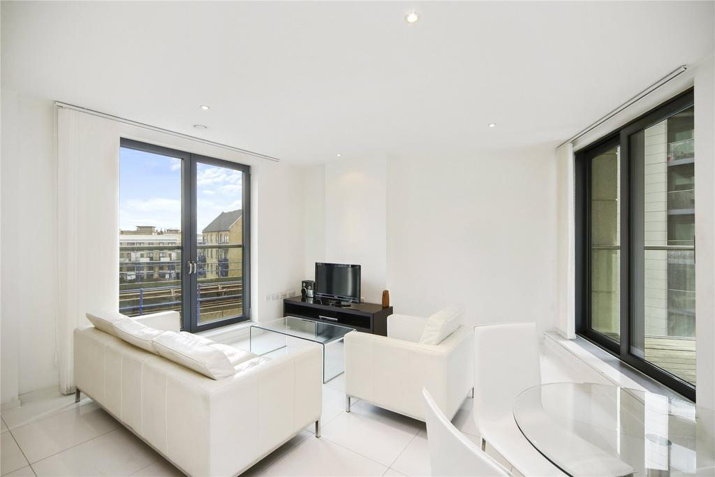 2 Bedrooms Flat for sale in Baltimore Wharf, Canary Wharf, London, E14