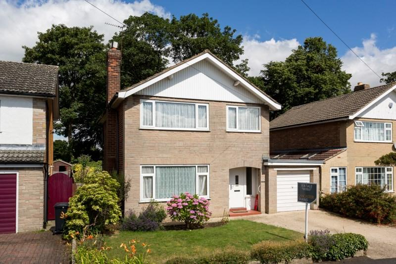 3 Bedrooms Detached House for sale in Nether Way, Nether Poppleton, York, YO26