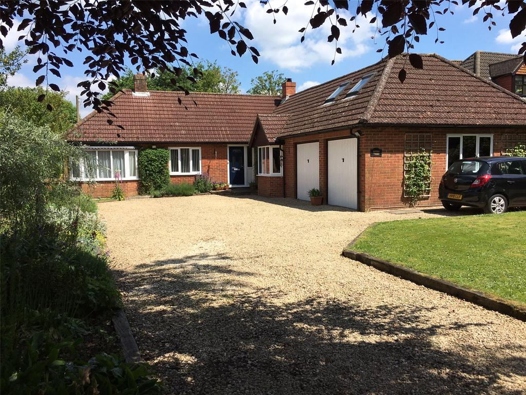 4 Bedrooms House for sale in Chilbolton, Hampshire, SO20
