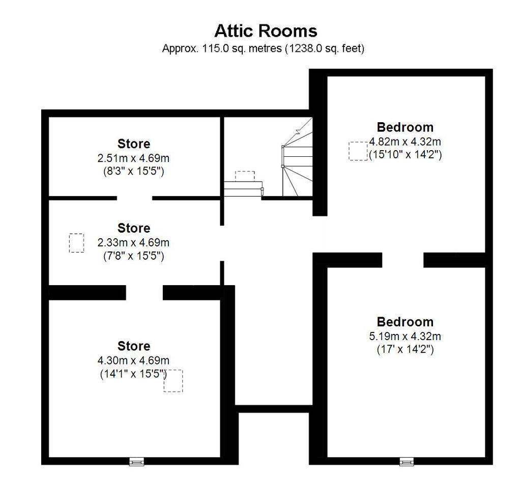 Harewood House Milburn Penrith 5 bed detached house 795000 – Harewood House Floor Plan
