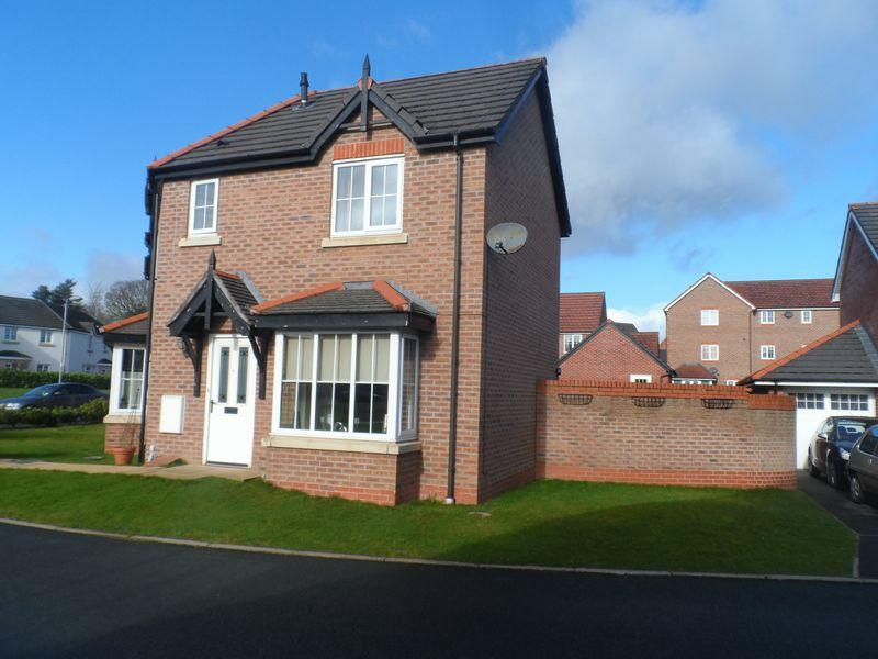 3 Bedrooms Semi Detached House for sale in Isabelle Close, Wrexham