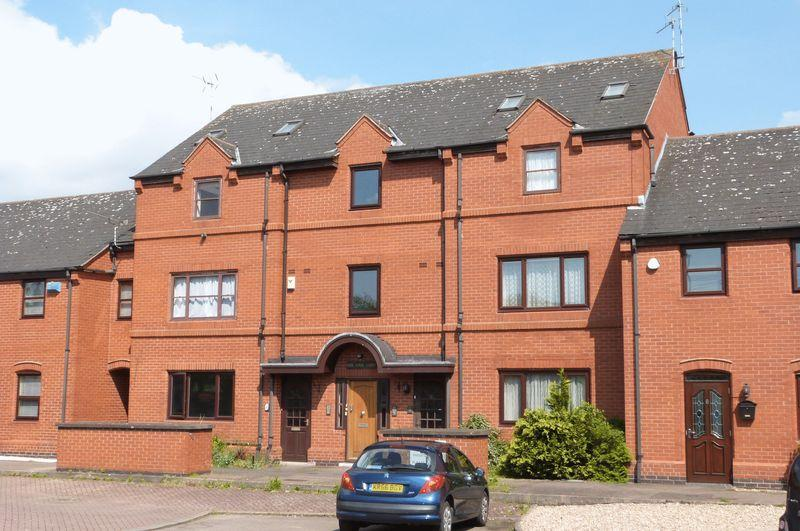 1 Bedroom Apartment Flat for sale in Park House Court, Blaby