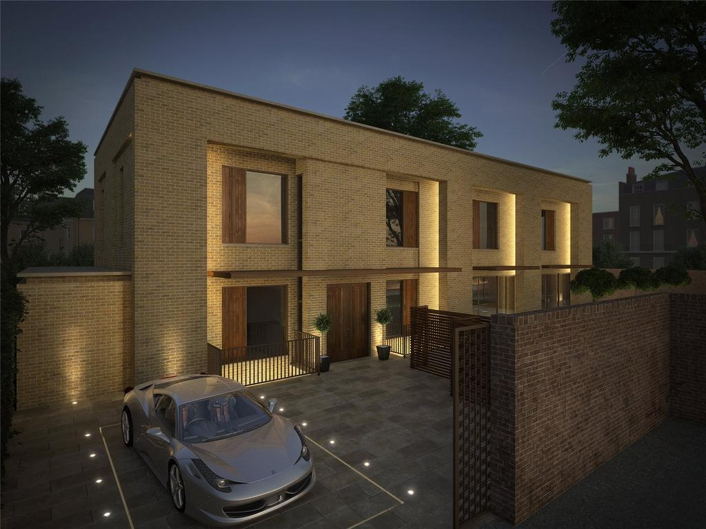 5 Bedrooms Mews House for sale in Ryders Terrace, St John's Wood, London, NW8