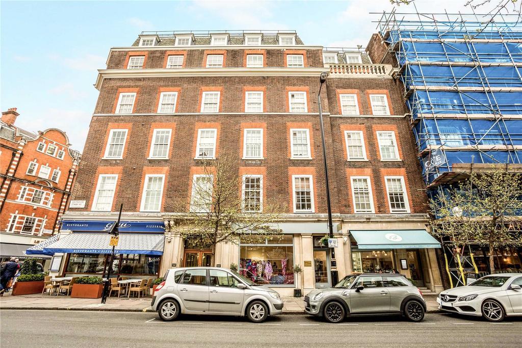 2 Bedrooms Flat for sale in Basildon Court, 28 Devonshire Street, London, W1G