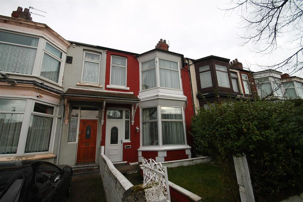 Lothian Road Middlesbrough 4 Bed Terraced House For Sale