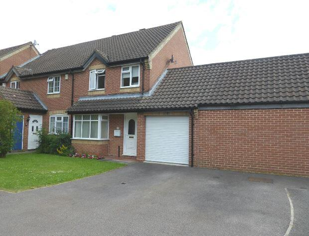 3 Bedrooms Semi Detached House for sale in Westminster Way, Banbury