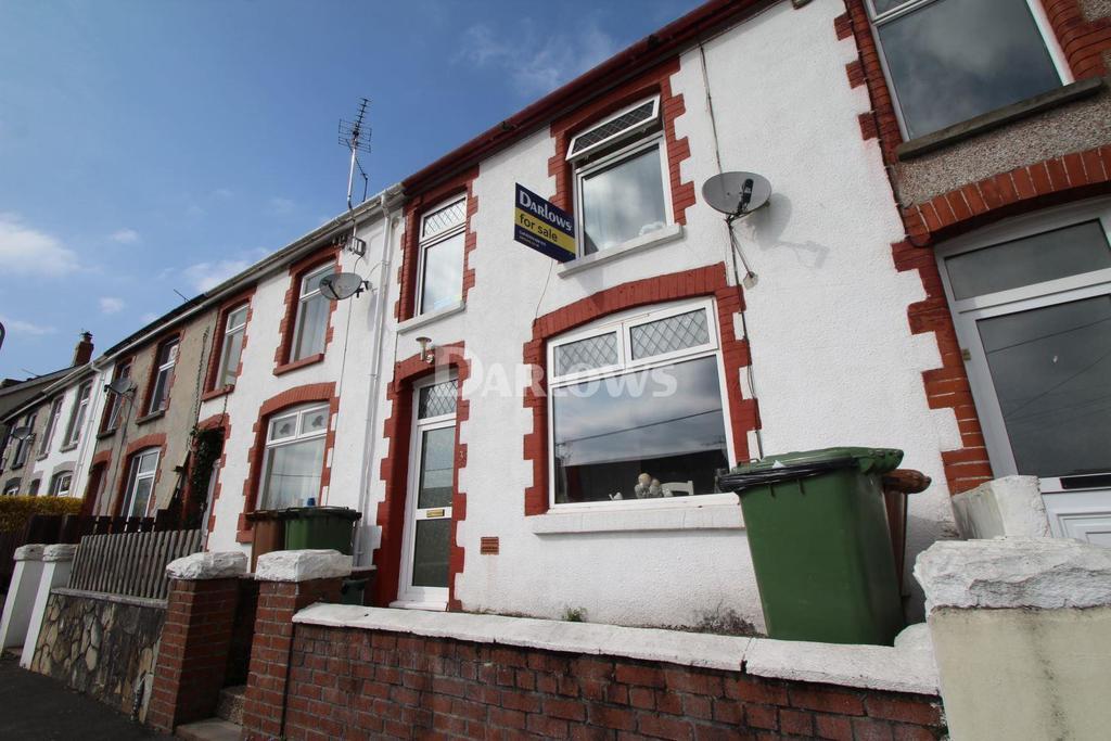 3 Bedrooms Terraced House for sale in Napier Street, Machen