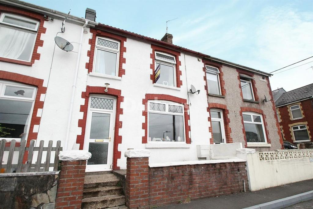 3 Bedrooms Terraced House for sale in Napier Street, Machen