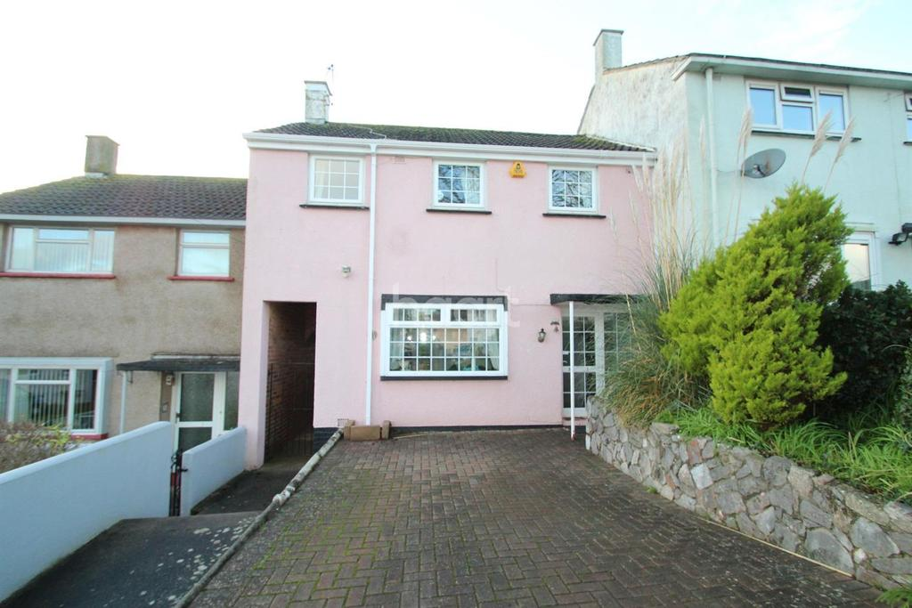 3 Bedrooms Terraced House for sale in Howard Close, Torquay