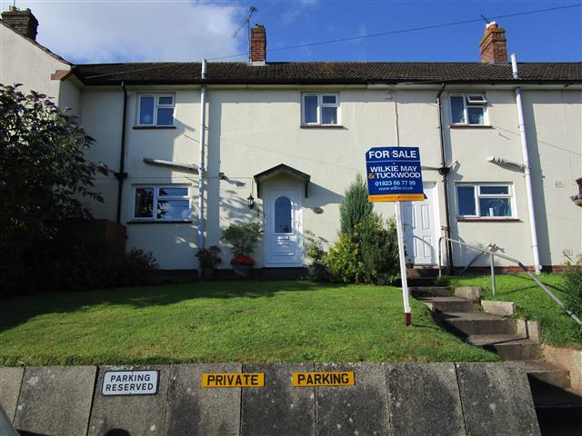 2 Bedrooms Terraced House for sale in Creedwell Orchard, Milverton TA4