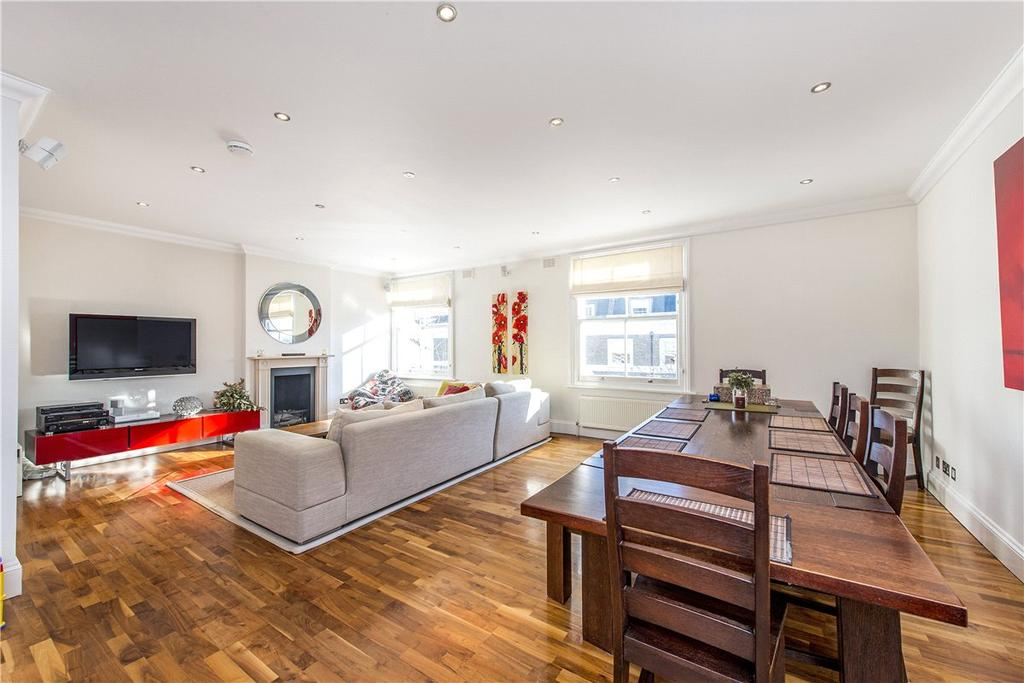 3 Bedrooms House for sale in Upper Addison Gardens, Holland Park, London, W14