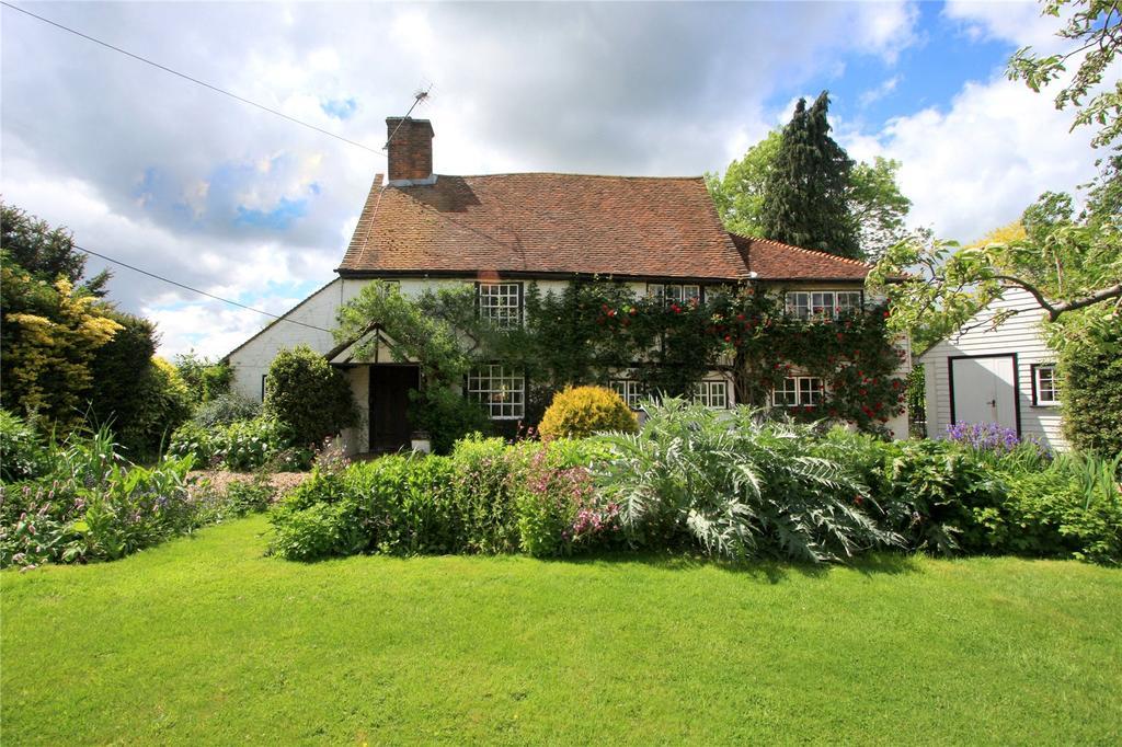 5 Bedrooms Detached House for sale in Bush Road, East Peckham, Tonbridge, Kent