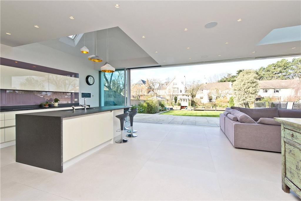 5 Bedrooms House for sale in Broom Water, Richmond, Teddington, TW11