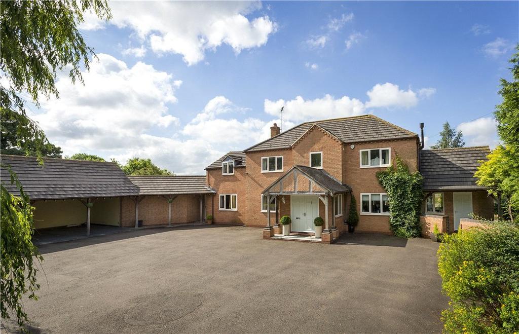 4 Bedrooms Detached House for sale in Chapel Street, Wellesbourne, Warwick, Warwickshire, CV35
