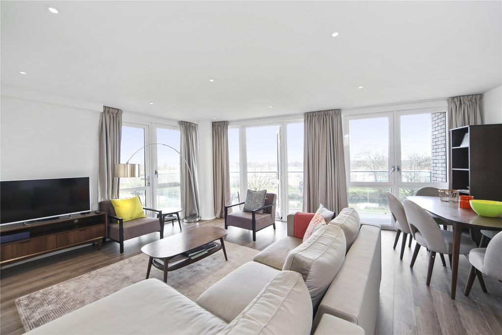 3 Bedrooms Flat for sale in Rivulet Apartments, Devan Grove, London, N4