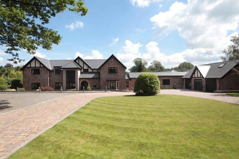 6 Bedrooms Detached House for sale in Castle Hill, Prestbury, Cheshire, SK10