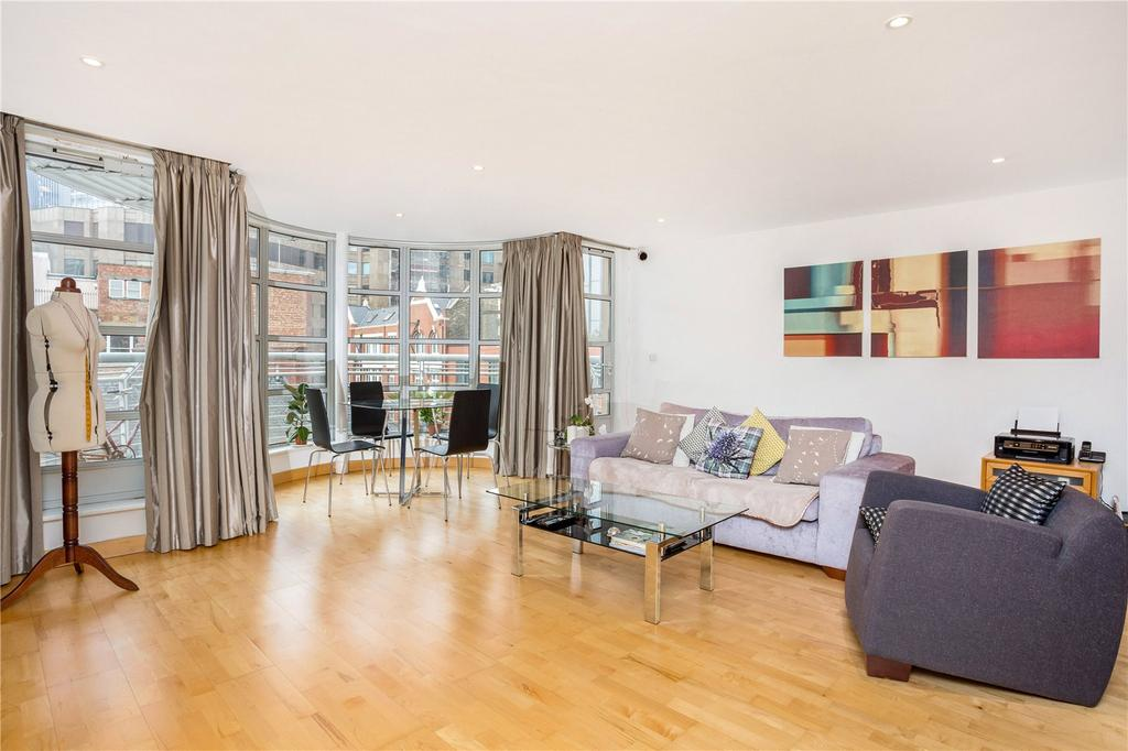2 Bedrooms Flat for sale in St. Clements House, 12 Leyden Street, Spitalfields, E1
