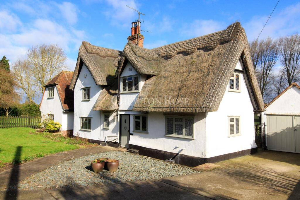 5 Bedrooms Detached House for sale in Blackmore End
