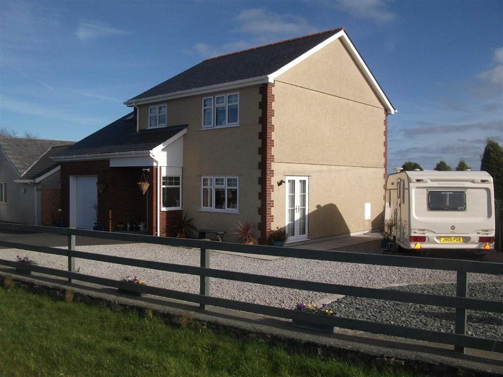 4 Bedrooms Detached House for sale in Brynteg, Isle Of Anglesey