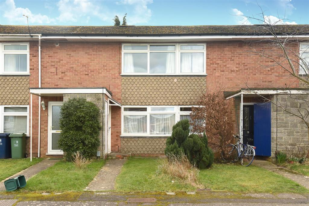 2 Bedrooms Apartment Flat for sale in Nursery Close, Headington, Oxford
