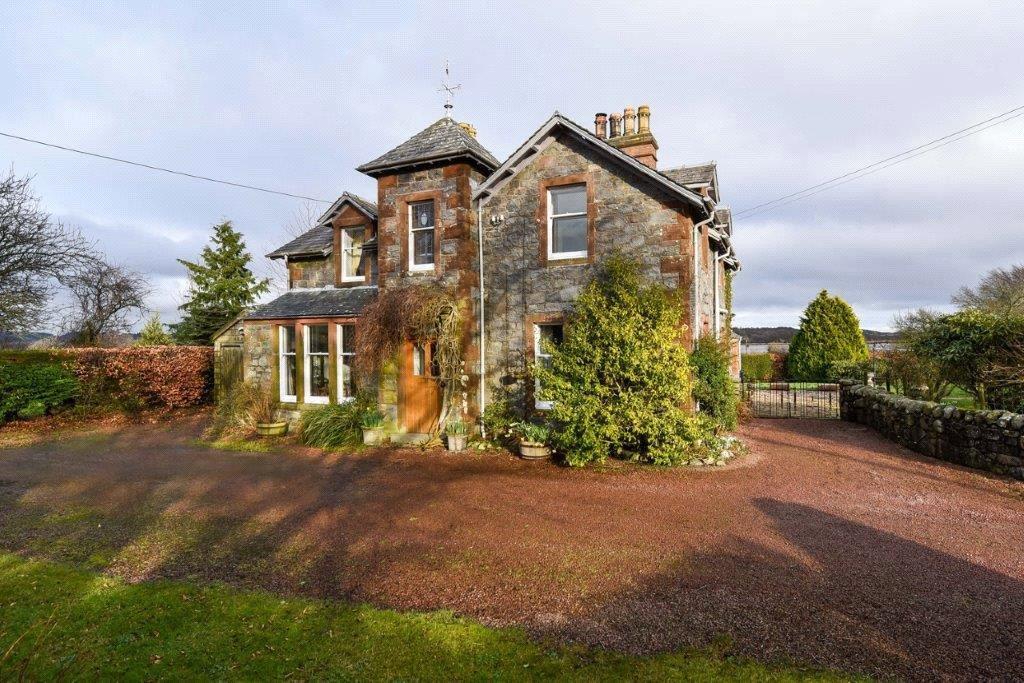 3 Bedrooms Detached House for sale in Elderslie, Auchencairn, Castle Douglas, Dumfries and Galloway, DG7