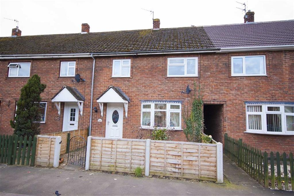 3 Bedrooms Terraced House for sale in Allerton Road, Sundorne, Shrewsbury, Shropshire