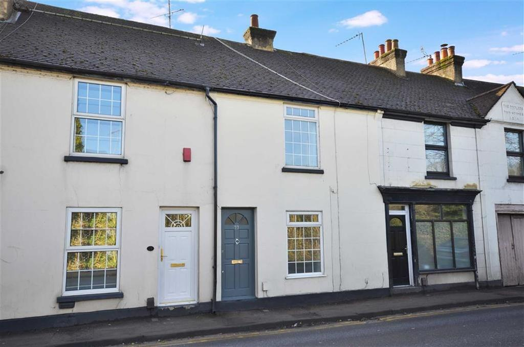 3 Bedrooms Terraced House for sale in Uxbridge Road, Rickmansworth, Hertfordshire, WD3