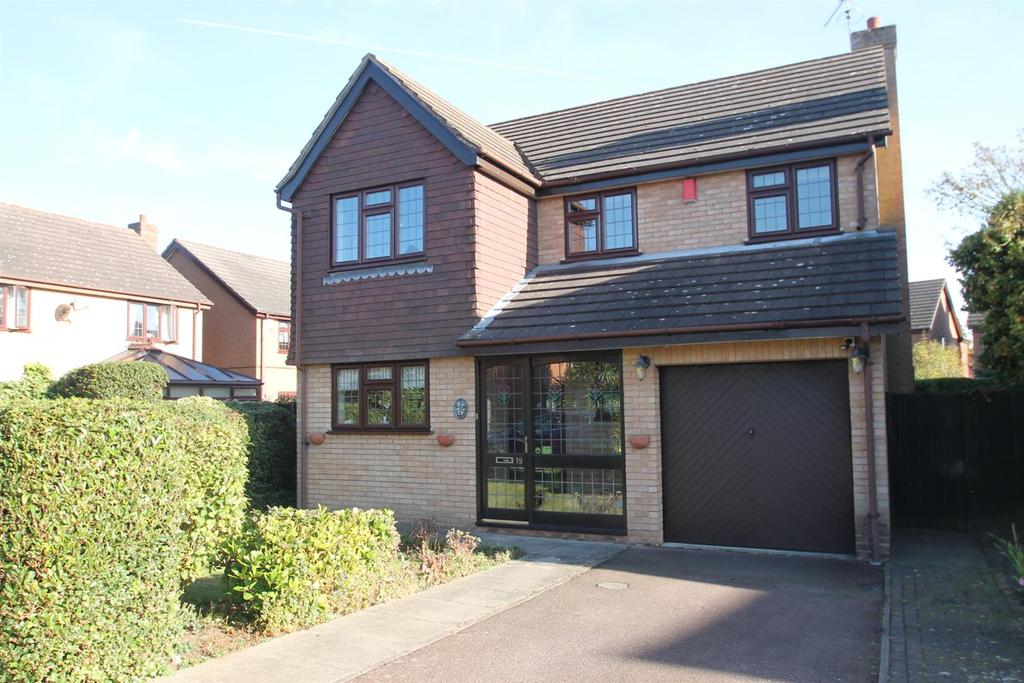 4 Bedrooms House for sale in Southey Way, Larkfield, Aylesford