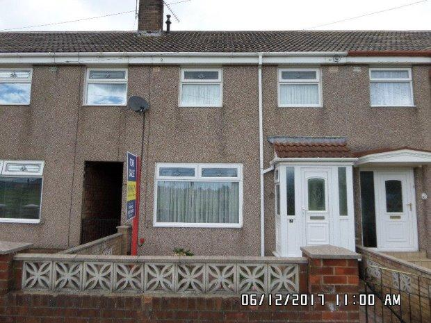 2 Bedrooms Terraced House for sale in SITWELL WALK, RIFT HOUSE, HARTLEPOOL