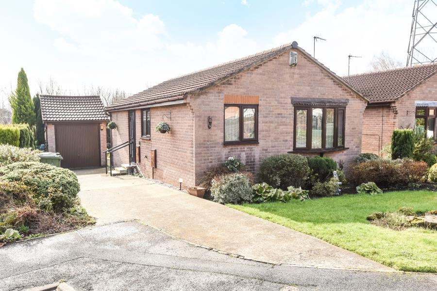 2 Bedrooms Bungalow for sale in AVONDALE DRIVE, STANLEY, WAKEFIELD, WF3 4QY