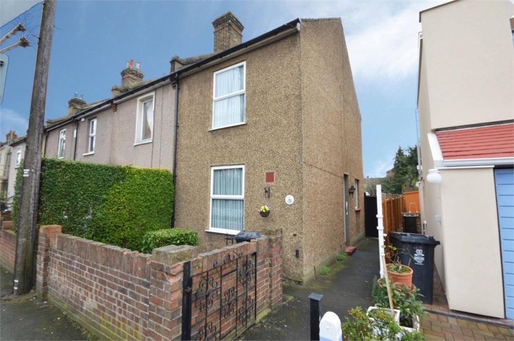 2 Bedrooms End Of Terrace House for sale in Colney Road, Dartford